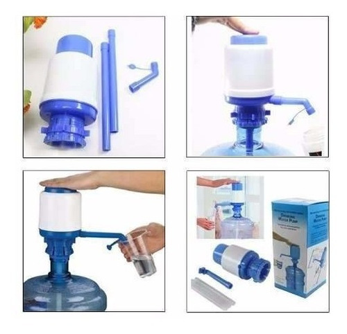 bomba para botellones de agua ecologicas a domicilio