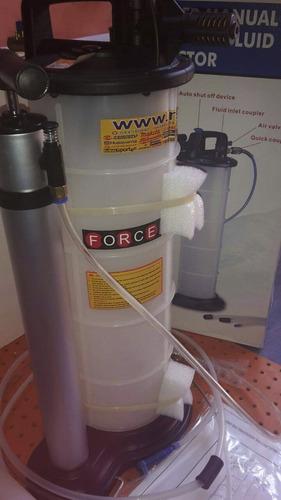 bomba para extraer liquidos marca force