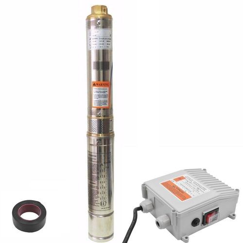 bomba para poço artesiano 3,0 hp para até 202metros 220v