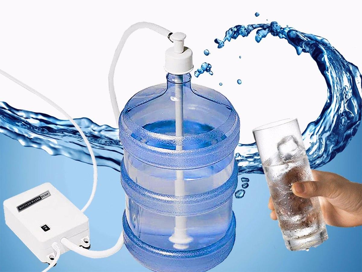 Bomba para refrigerador dispensador de agua y hielos - Bomba para agua ...