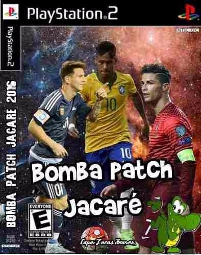 bomba patch jacaré 2016 (frete grátis leia anúncio