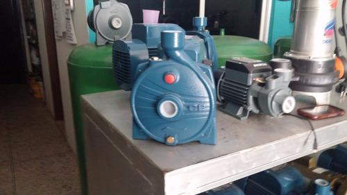 bomba pedrollo  hp 1 hidroneumatico tanque pulmon bomba