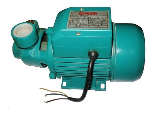 bomba periferica 1/2 hp caudal 25 lt/min - hipermaq
