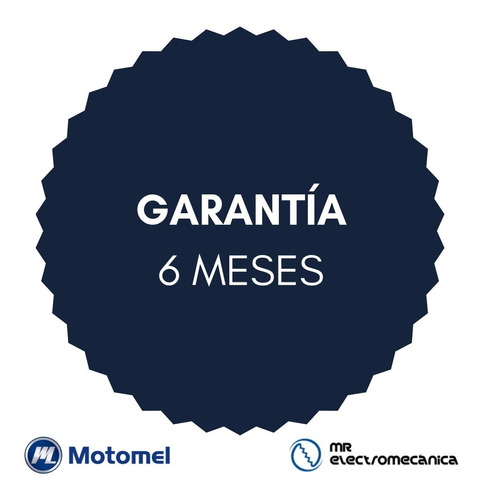 bomba periferica motomel 3/4 hp 0.75 hp elevadora agua casa hogar hasta 33 metros. mbp 42 f