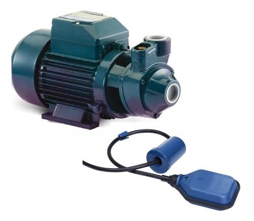 bomba periferica pluvius + flotante 1/2 hp original