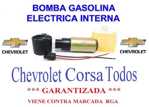 bomba (pila) gasolina electrica chevrolet corsa e-2068 u s a