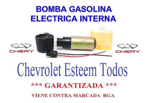 bomba (pila) gasolina electrica chevrolet esteem e2068 u s a
