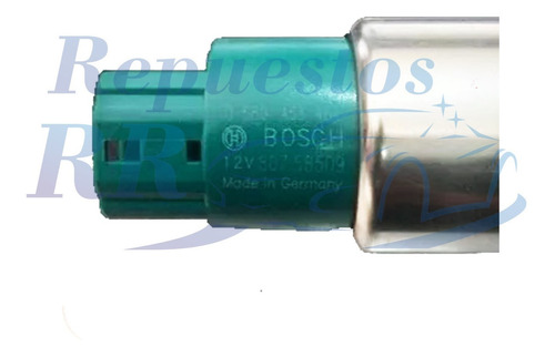 bomba pila gasolina universal bosch original 2068 alemana
