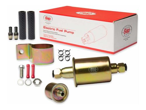 bomba pila gasolina universal eléctrica 8012 para carburados