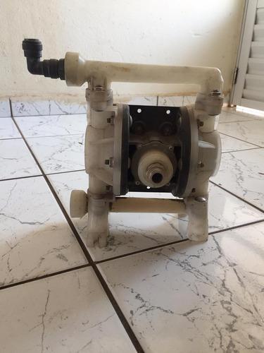 bomba pneumática dosadora