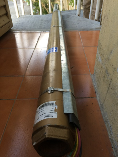 bomba pozo profundo franklin electric 7,5 hp 230v trifasica