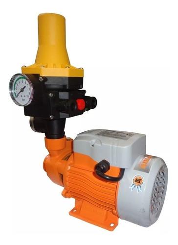 bomba presurizadora 4 baños lusqtoff presión agua elevadora.