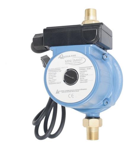 bomba presurizadora aqua pack mini smart hidroherramientas