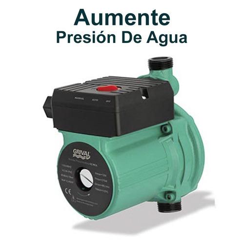 bomba presurizadora, aumente la presión de agua 275w g2