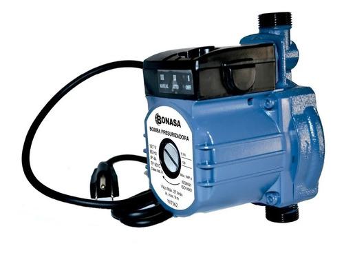 bomba presurizadora bonasa115v-60hz aqc15 3/4x3/4. pmx5 bar