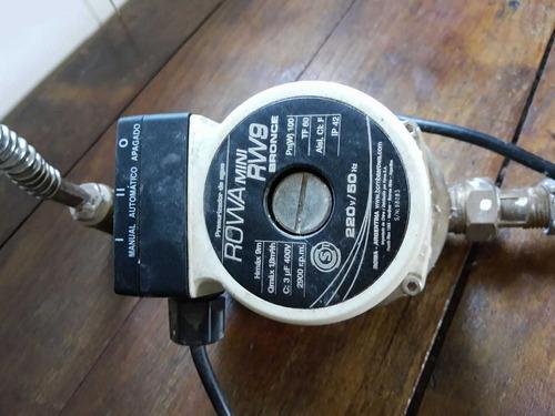 bomba presurizadora de agua / rowa mini rw9