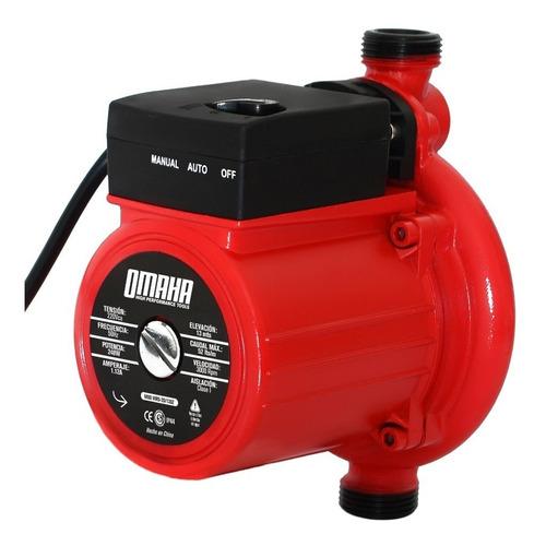 bomba presurizadora elevador de presion omaha 4 baños 220v