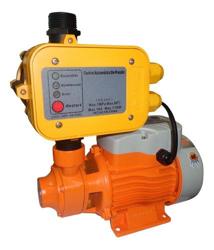 bomba presurizadora lusqtoff presión agua elevadora 4 baños