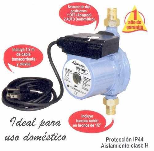 Bomba presurizadora minismart 1 6 hp envio gratis - Bombas de agua pequenas ...