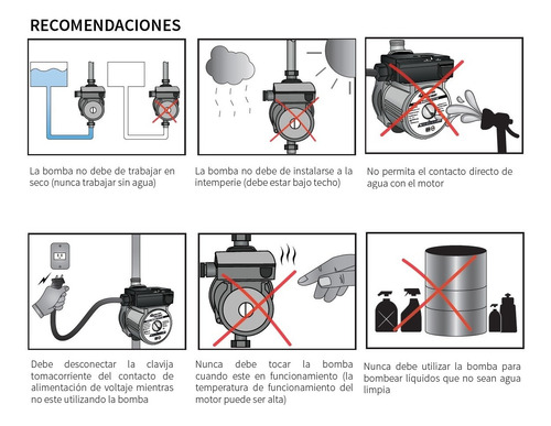bomba presurizadora minismart aqua pak 1/6 hp 29 lpm