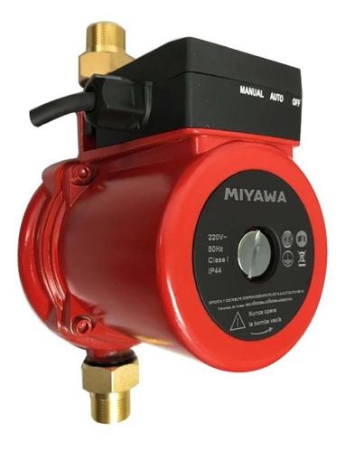 bomba presurizadora miyawa 100 w conect bronce 2 baños c60