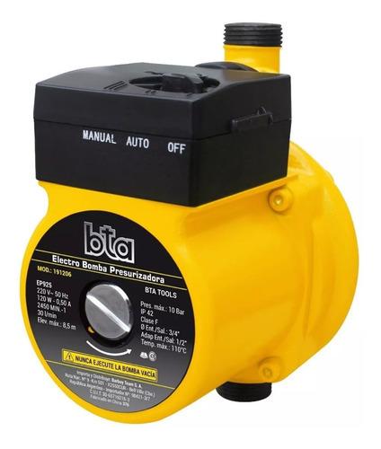 bomba presurizadora nueva bta 120w elevador presión baño tyt