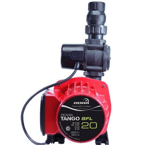 bomba presurizadora rowa mod tango 20 sfl + mayor presión