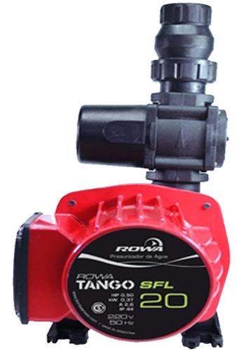 bomba presurizadora rowa mod tango 20 sfl mayor presión cta