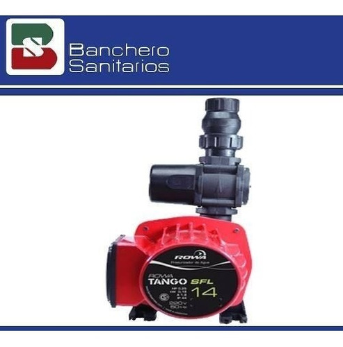 bomba presurizadora rowa modelo tango 14 sfl mayor presión