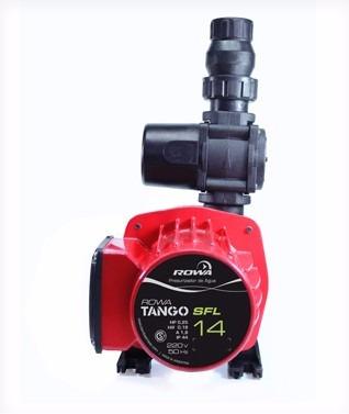 bomba presurizadora rowa tango 14 sfl. mas presion mas agua!
