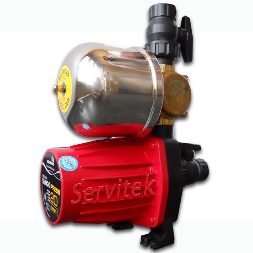 bomba presurizadora rowa tango press 20 + ménsula pared/pie