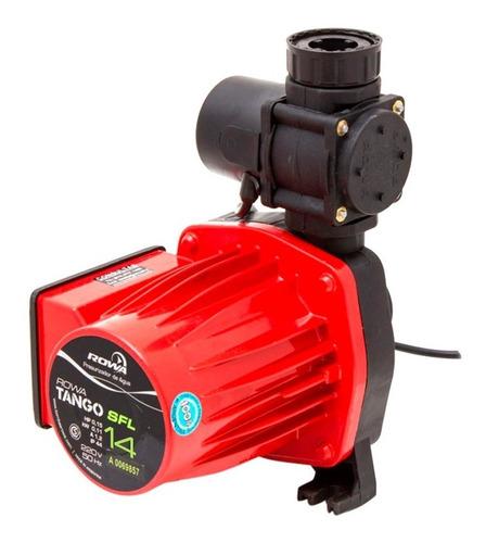 bomba presurizadora rowa tango sfl 14 mayor presión 3 baños