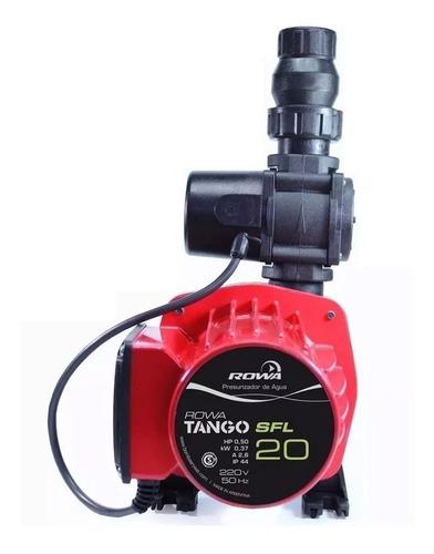 bomba presurizadora rowa tango sfl 20 ahora 18 cuotas fijas