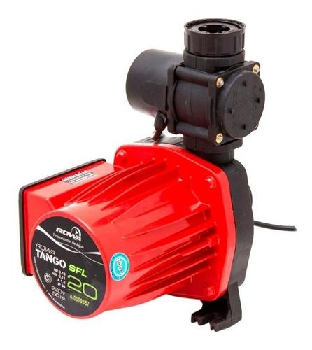 bomba presurizadora rowa tango sfl 20 presión 4 baños cuotas