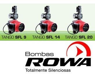 bomba presurizadora tango rowa sfl 9 2 duchas
