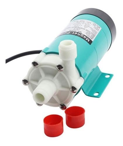 bomba recirculação magnética cerveja + conexões inox  220v.