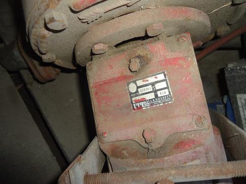bomba recirculadora bell&gossett de 1/2hp