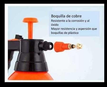 bomba rociadora/ fumigadora aspersor