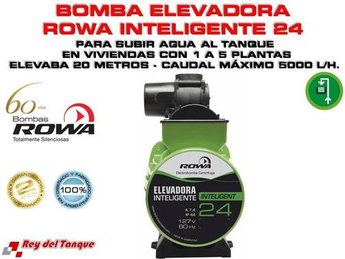 bomba rowa elevadora inteligente 24 - mayor presion y caudal