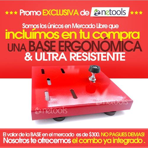 bomba rowa tango 20 sfl + base de regalo + envio gratis