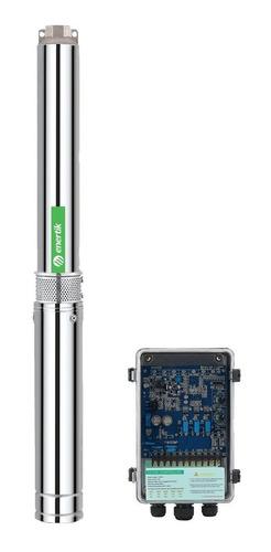 bomba solar sumergible centrífuga bsc4-66-500-48v - enertik