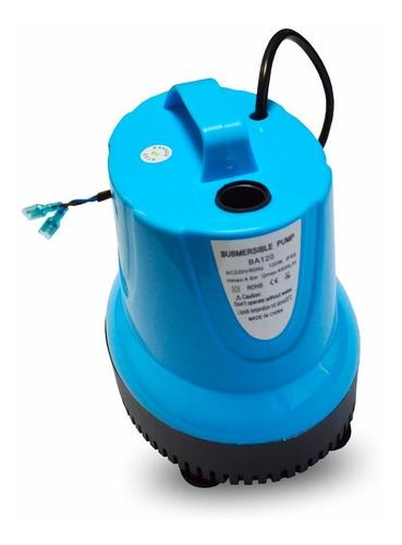 bomba submersa 120w para climatizadores 4500l/h 220v