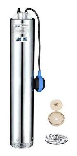 bomba sumergible 0.5hp adelino 4nkm4.5 c/f