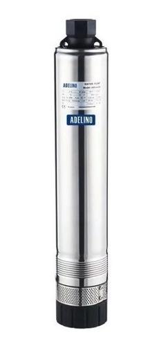 bomba sumergible adelino 4nkm4.5/6f 1hp