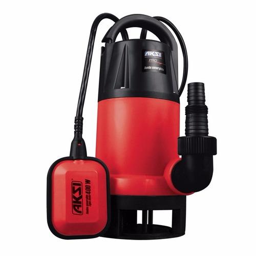 Bomba sumergible agua limpia sucia 400w 1 2hp profesion - Bomba agua sucia ...