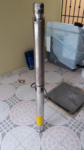 bomba sumergible caprari 5hp trifasica