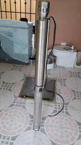 bomba sumergible caprari 5hpm 220volt monofasica 8298782557