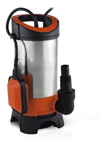bomba sumergible desagote 1 hp agua sucia cloacal piletas