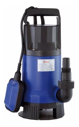 bomba sumergible desagote agua sucia motorarg sap as 900