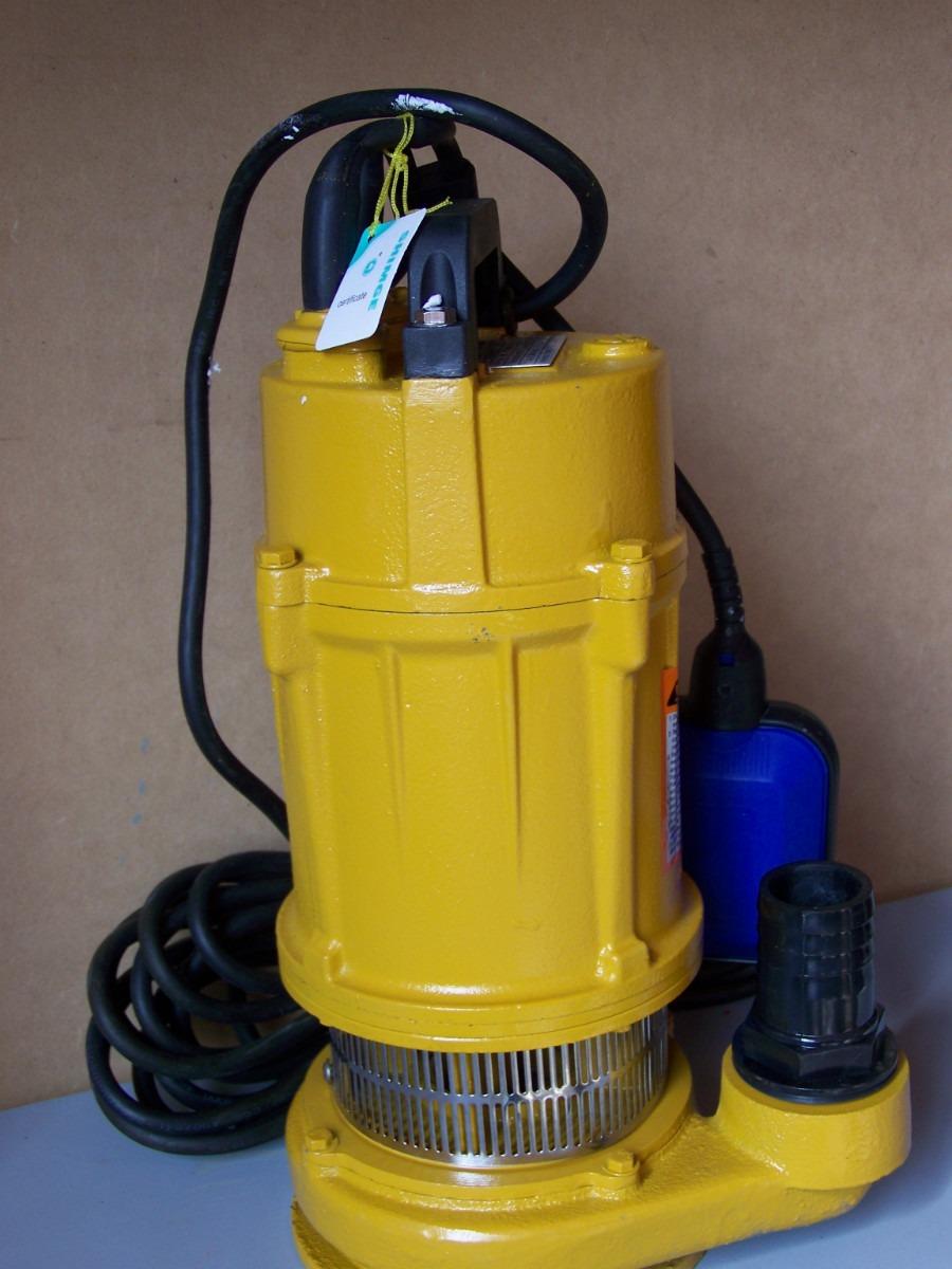 Bomba sumergible domestica alto flujo 3 4 hp tecnobombas - Bomba de agua domestica ...